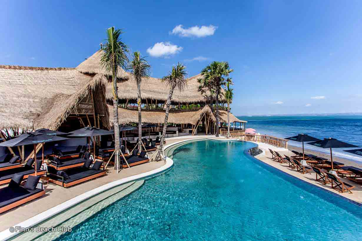 Best Beach Club in Canggu