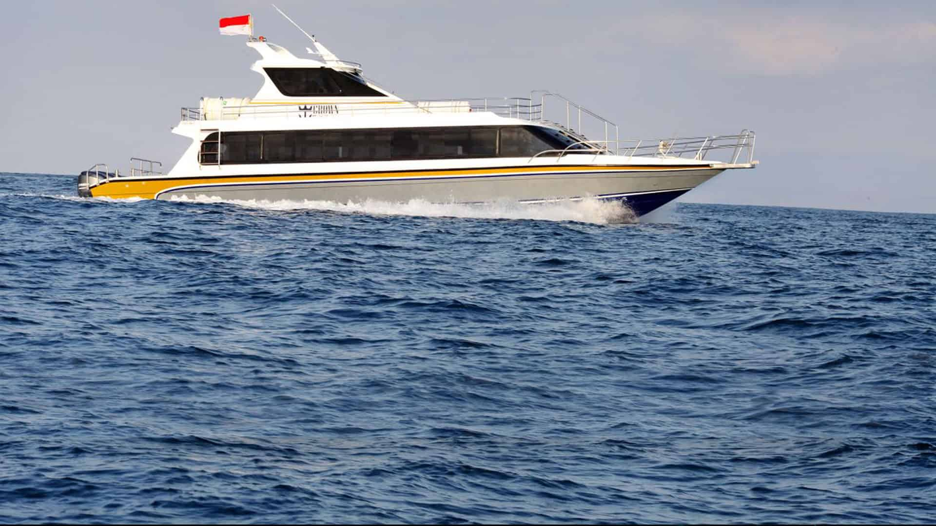 Cheapest Ticket Fast Boat To Nusa Penida Island