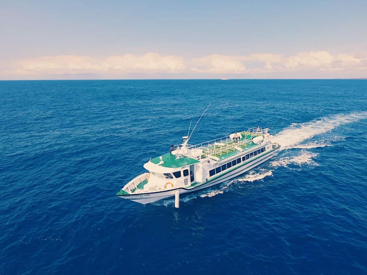cheapest ticket fast boat to penida island
