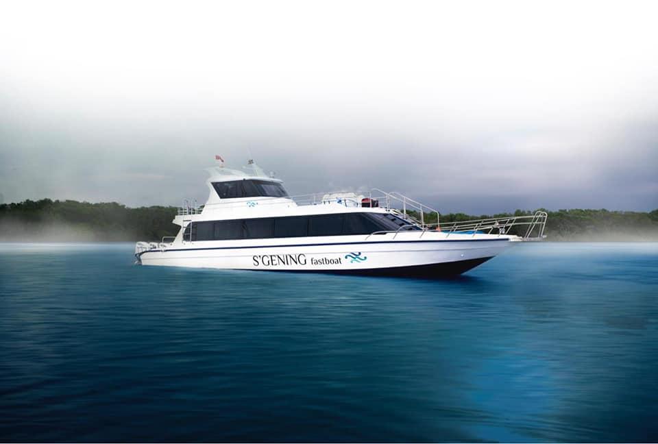 cheapest fast boat to nusa penida