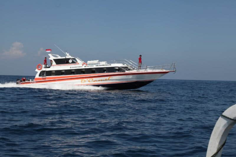fast boat lembongan with cheap price ticket