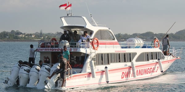 cheap boat from sanur to nusa penida