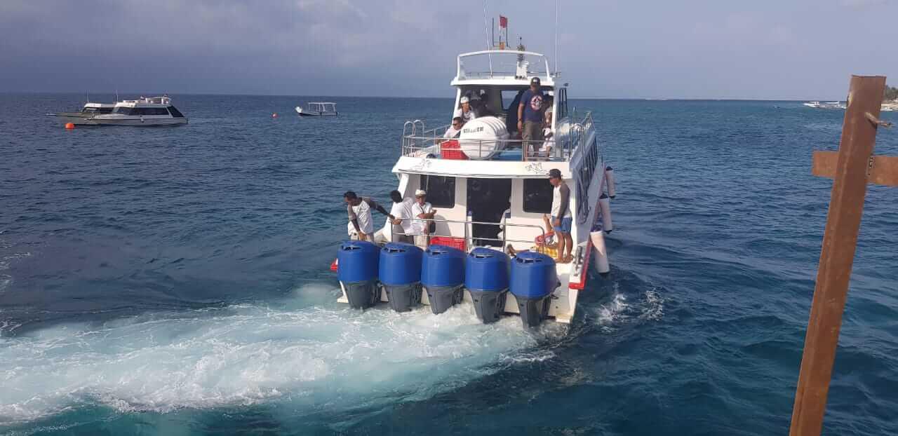 the angkal fast boat nusa penida