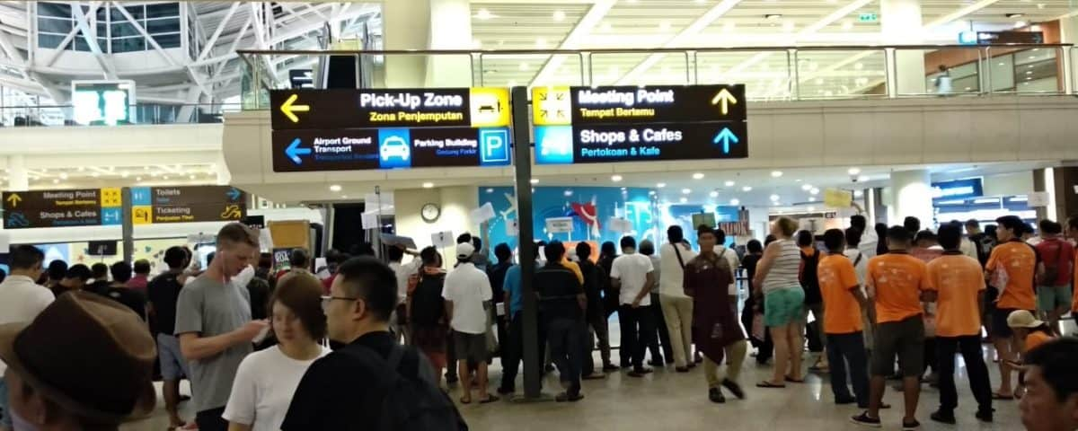 bali airport taxi rates 2022