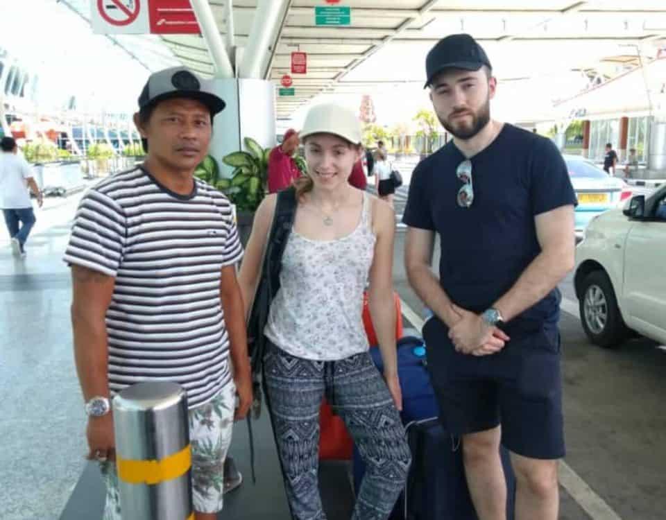 bali airport transfer cost
