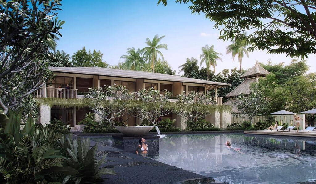 private airport transfer to andaz bali at sanur